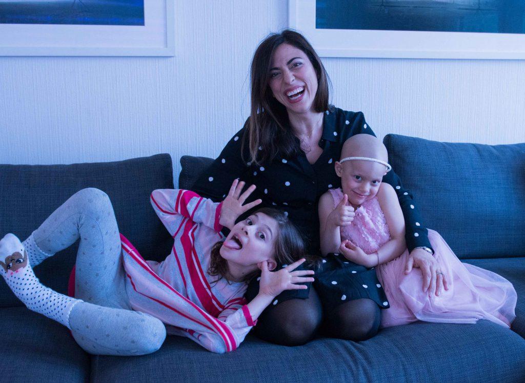 Judy (40 ans), Ayla (7 ans) & Lily (4 ans), BonJu