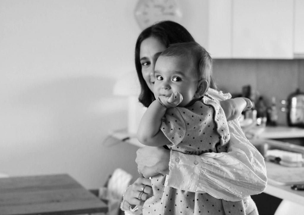 Althea & Sienna (9 mois), Sparkle