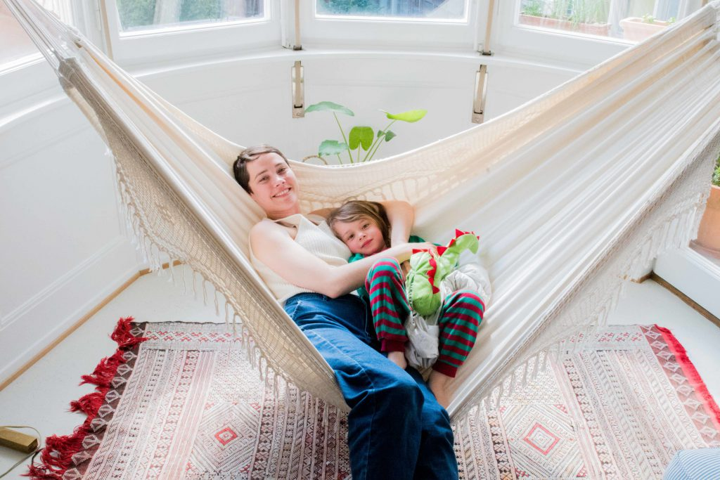 Marieke (33 ans), Eva (4 ans 1/2), Clarity Home Detox