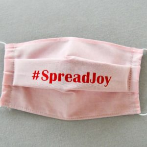 Masque Pink #SpreadJoy